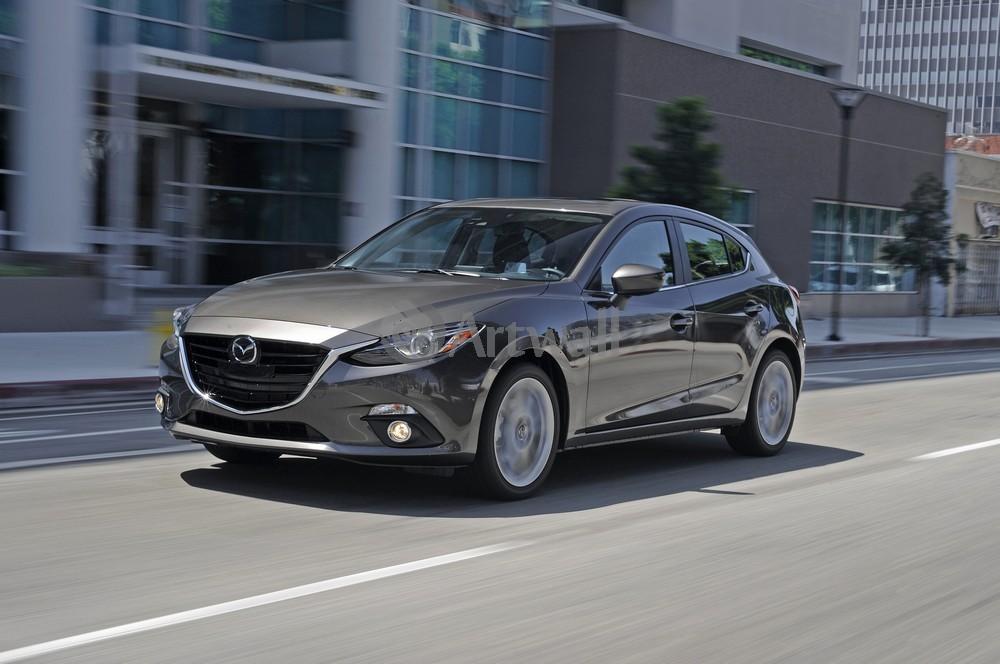 Постер Mazda 3 Hatchback, 30x20 см, на бумаге3 Hatchback<br>Постер на холсте или бумаге. Любого нужного вам размера. В раме или без. Подвес в комплекте. Трехслойная надежная упаковка. Доставим в любую точку России. Вам осталось только повесить картину на стену!<br>