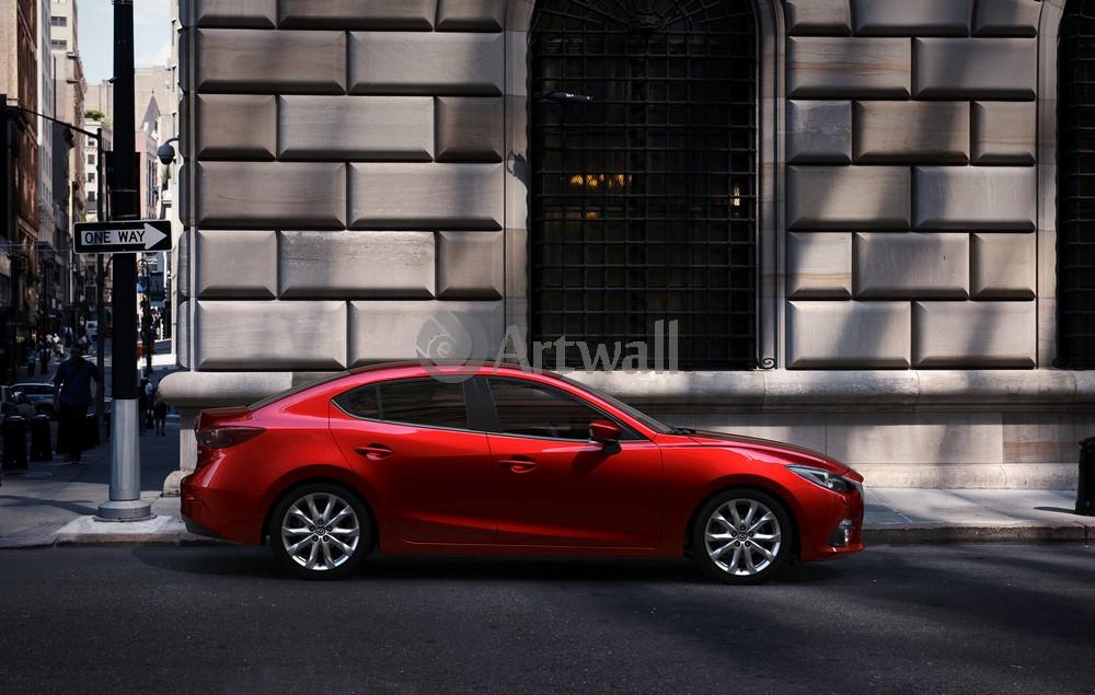 Mazda 3 Sedan, 31x20 см, на бумаге3 Sedan<br>Постер на холсте или бумаге. Любого нужного вам размера. В раме или без. Подвес в комплекте. Трехслойная надежная упаковка. Доставим в любую точку России. Вам осталось только повесить картину на стену!<br>