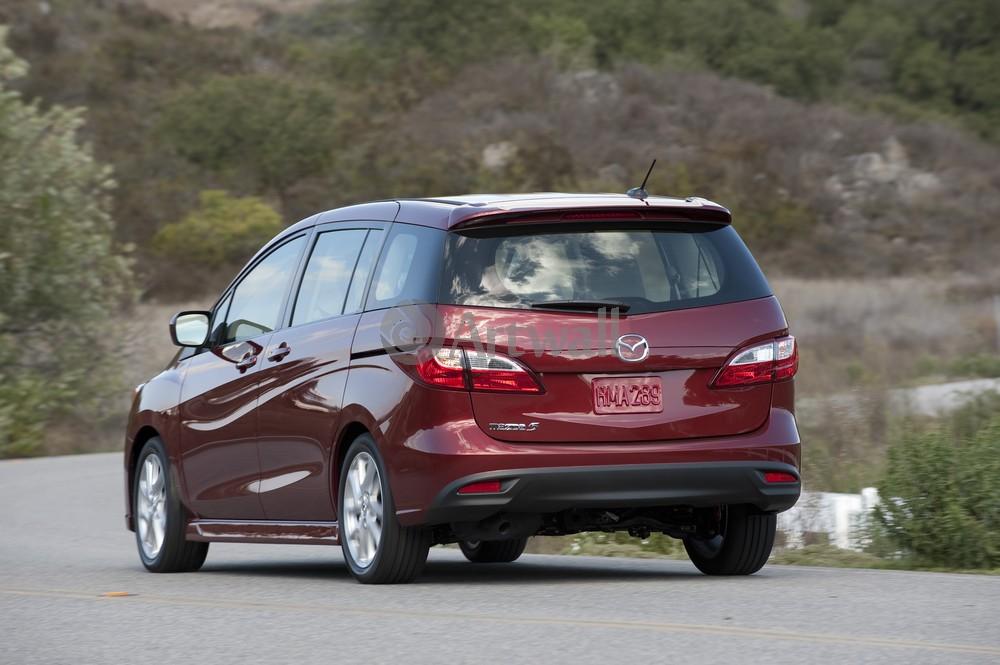 Постер Mazda 5, 30x20 см, на бумаге5<br>Постер на холсте или бумаге. Любого нужного вам размера. В раме или без. Подвес в комплекте. Трехслойная надежная упаковка. Доставим в любую точку России. Вам осталось только повесить картину на стену!<br>