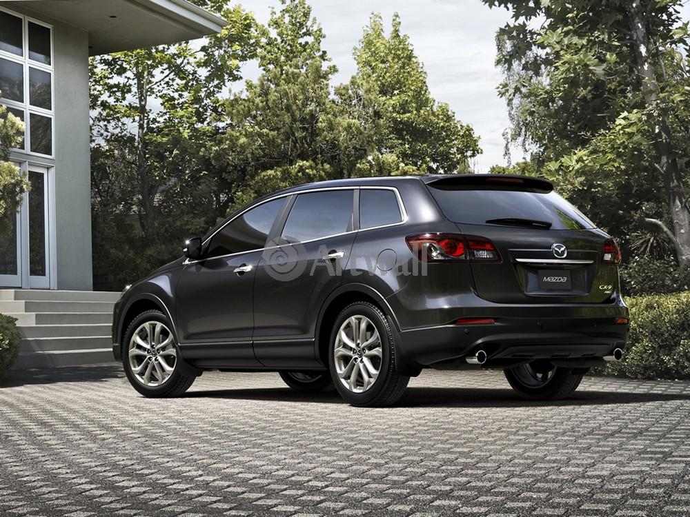 Mazda CX-9, 27x20 см, на бумагеCX-9<br>Постер на холсте или бумаге. Любого нужного вам размера. В раме или без. Подвес в комплекте. Трехслойная надежная упаковка. Доставим в любую точку России. Вам осталось только повесить картину на стену!<br>