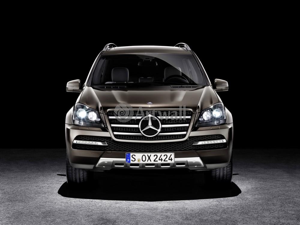 Постер Mercedes-Benz GL, 27x20 см, на бумагеGL<br>Постер на холсте или бумаге. Любого нужного вам размера. В раме или без. Подвес в комплекте. Трехслойная надежная упаковка. Доставим в любую точку России. Вам осталось только повесить картину на стену!<br>