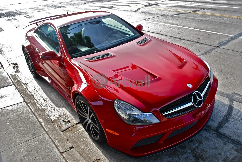 Постер Mercedes-Benz SL 65 AMG, 30x20 см, на бумагеSL 65 AMG<br>Постер на холсте или бумаге. Любого нужного вам размера. В раме или без. Подвес в комплекте. Трехслойная надежная упаковка. Доставим в любую точку России. Вам осталось только повесить картину на стену!<br>