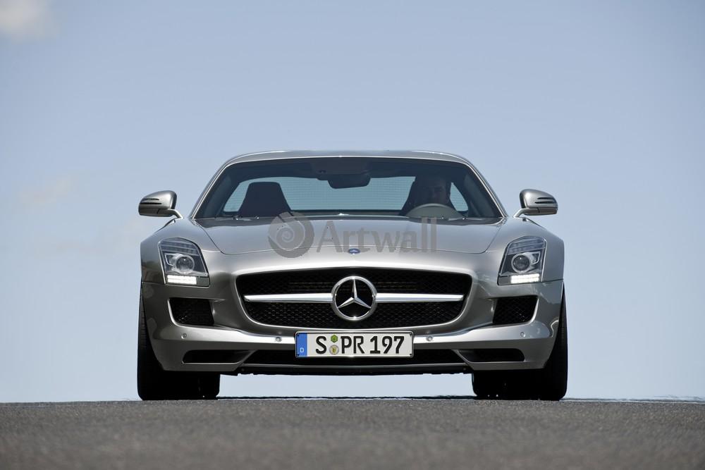 Mercedes-Benz SLS AMG, 30x20 см, на бумагеSLS AMG<br>Постер на холсте или бумаге. Любого нужного вам размера. В раме или без. Подвес в комплекте. Трехслойная надежная упаковка. Доставим в любую точку России. Вам осталось только повесить картину на стену!<br>