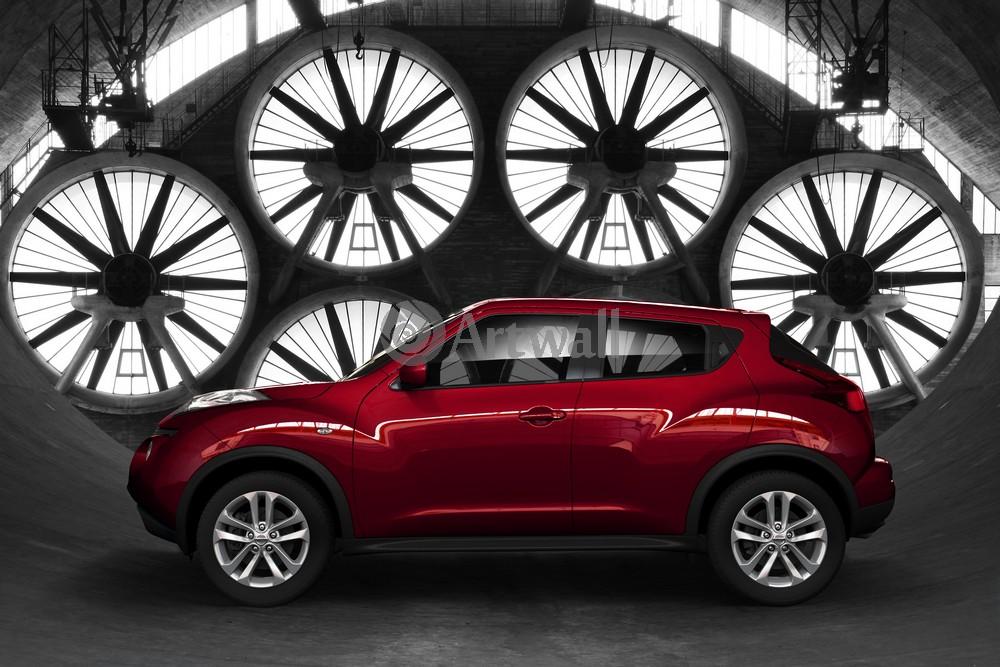 Постер Nissan Juke, 30x20 см, на бумагеJuke<br>Постер на холсте или бумаге. Любого нужного вам размера. В раме или без. Подвес в комплекте. Трехслойная надежная упаковка. Доставим в любую точку России. Вам осталось только повесить картину на стену!<br>