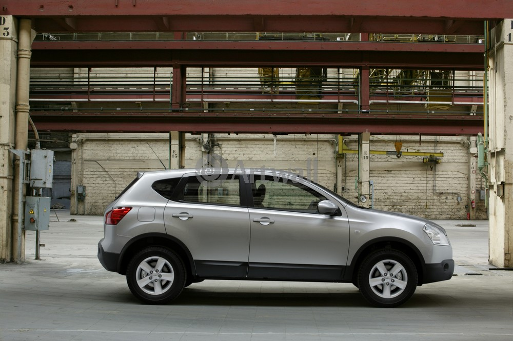 Постер Nissan Qashqai (2007), 30x20 см, на бумагеQashqai (2007)<br>Постер на холсте или бумаге. Любого нужного вам размера. В раме или без. Подвес в комплекте. Трехслойная надежная упаковка. Доставим в любую точку России. Вам осталось только повесить картину на стену!<br>