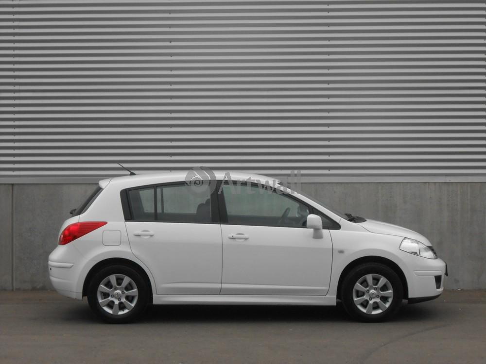 Постер Nissan Tiida 5D, 27x20 см, на бумагеTiida 5D<br>Постер на холсте или бумаге. Любого нужного вам размера. В раме или без. Подвес в комплекте. Трехслойная надежная упаковка. Доставим в любую точку России. Вам осталось только повесить картину на стену!<br>