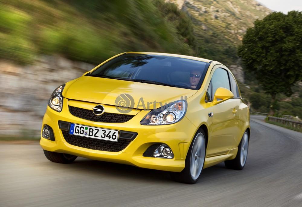 Постер Opel Corsa 3D, 29x20 см, на бумагеCorsa 3D<br>Постер на холсте или бумаге. Любого нужного вам размера. В раме или без. Подвес в комплекте. Трехслойная надежная упаковка. Доставим в любую точку России. Вам осталось только повесить картину на стену!<br>