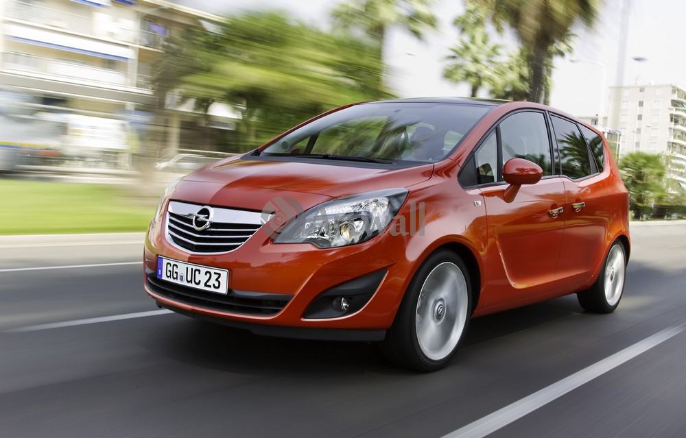 Постер Opel Meriva, 31x20 см, на бумагеMeriva<br>Постер на холсте или бумаге. Любого нужного вам размера. В раме или без. Подвес в комплекте. Трехслойная надежная упаковка. Доставим в любую точку России. Вам осталось только повесить картину на стену!<br>