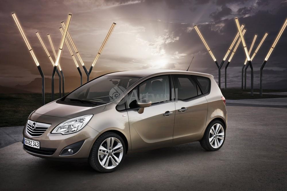 Постер Opel Meriva, 30x20 см, на бумагеMeriva<br>Постер на холсте или бумаге. Любого нужного вам размера. В раме или без. Подвес в комплекте. Трехслойная надежная упаковка. Доставим в любую точку России. Вам осталось только повесить картину на стену!<br>