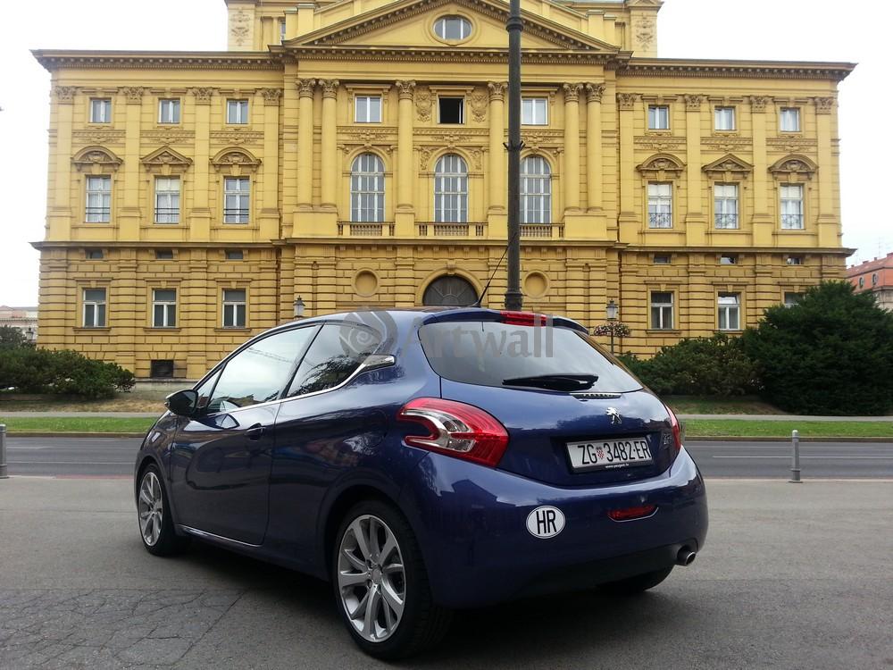 Peugeot 208 3D, 27x20 см, на бумаге208 3D<br>Постер на холсте или бумаге. Любого нужного вам размера. В раме или без. Подвес в комплекте. Трехслойная надежная упаковка. Доставим в любую точку России. Вам осталось только повесить картину на стену!<br>