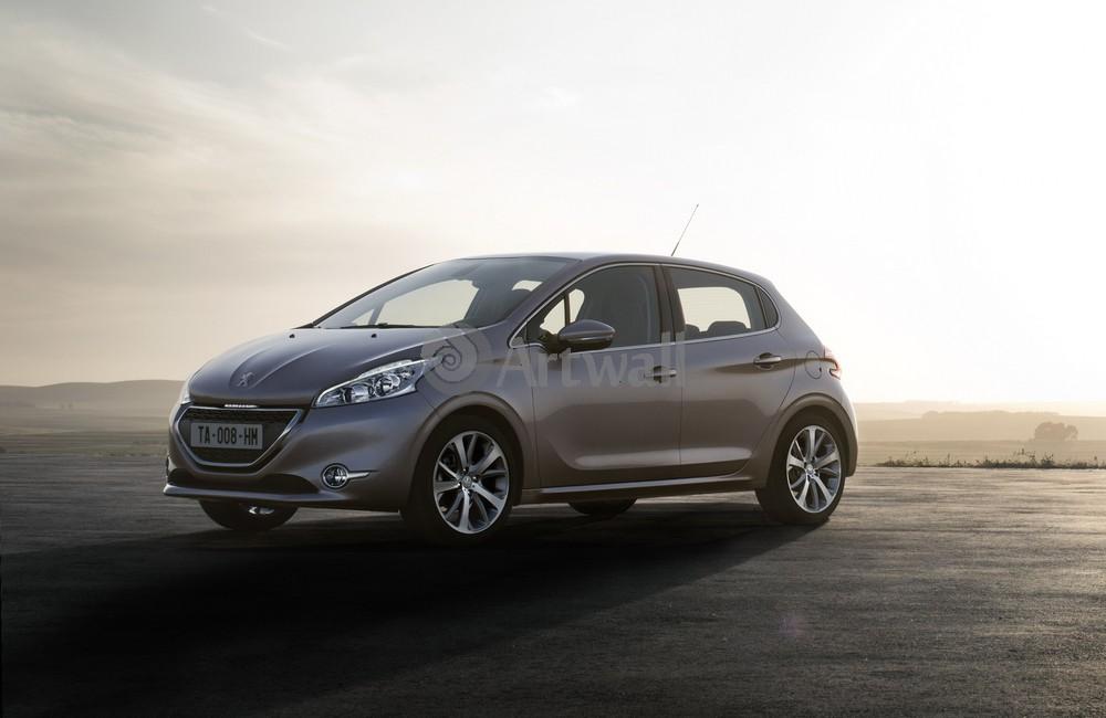 Постер Peugeot 208 5D, 31x20 см, на бумаге208 5D<br>Постер на холсте или бумаге. Любого нужного вам размера. В раме или без. Подвес в комплекте. Трехслойная надежная упаковка. Доставим в любую точку России. Вам осталось только повесить картину на стену!<br>