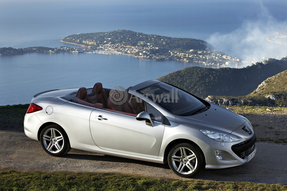 Постер Peugeot 308 CC, 30x20 см, на бумаге308 CC<br>Постер на холсте или бумаге. Любого нужного вам размера. В раме или без. Подвес в комплекте. Трехслойная надежная упаковка. Доставим в любую точку России. Вам осталось только повесить картину на стену!<br>