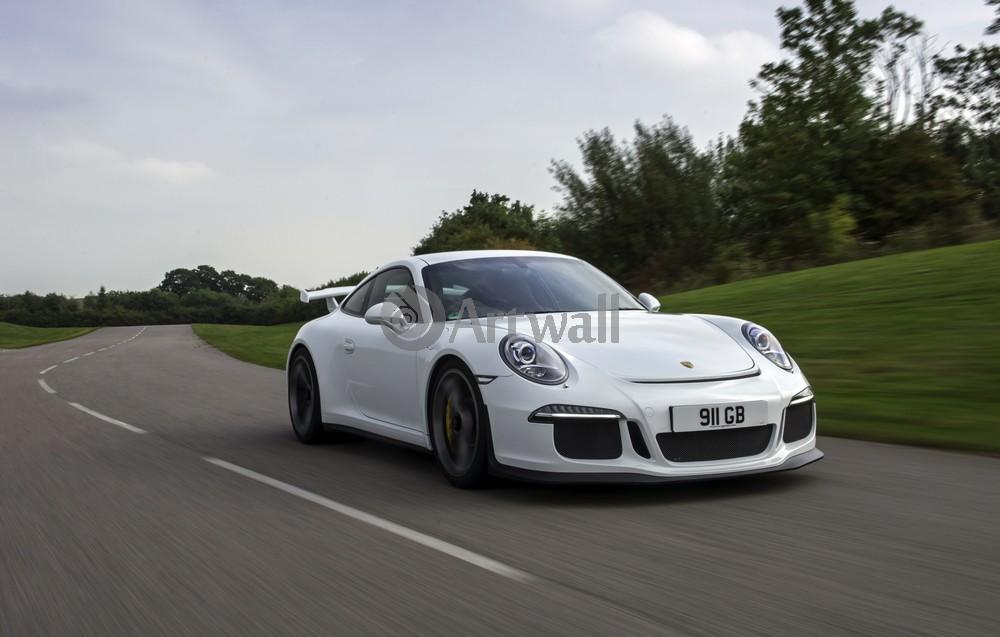 Постер Porsche 911 GT3, 31x20 см, на бумаге911 GT3<br>Постер на холсте или бумаге. Любого нужного вам размера. В раме или без. Подвес в комплекте. Трехслойная надежная упаковка. Доставим в любую точку России. Вам осталось только повесить картину на стену!<br>