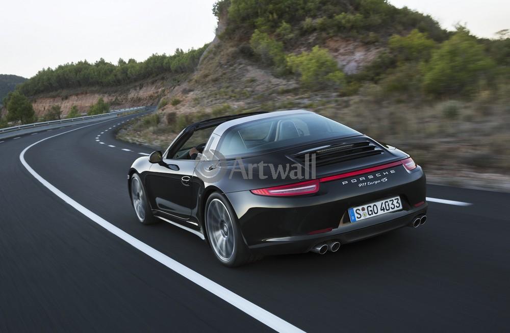 Porsche 911 Turbo Cabriolet, 31x20 см, на бумаге911 Turbo Cabriolet<br>Постер на холсте или бумаге. Любого нужного вам размера. В раме или без. Подвес в комплекте. Трехслойная надежная упаковка. Доставим в любую точку России. Вам осталось только повесить картину на стену!<br>