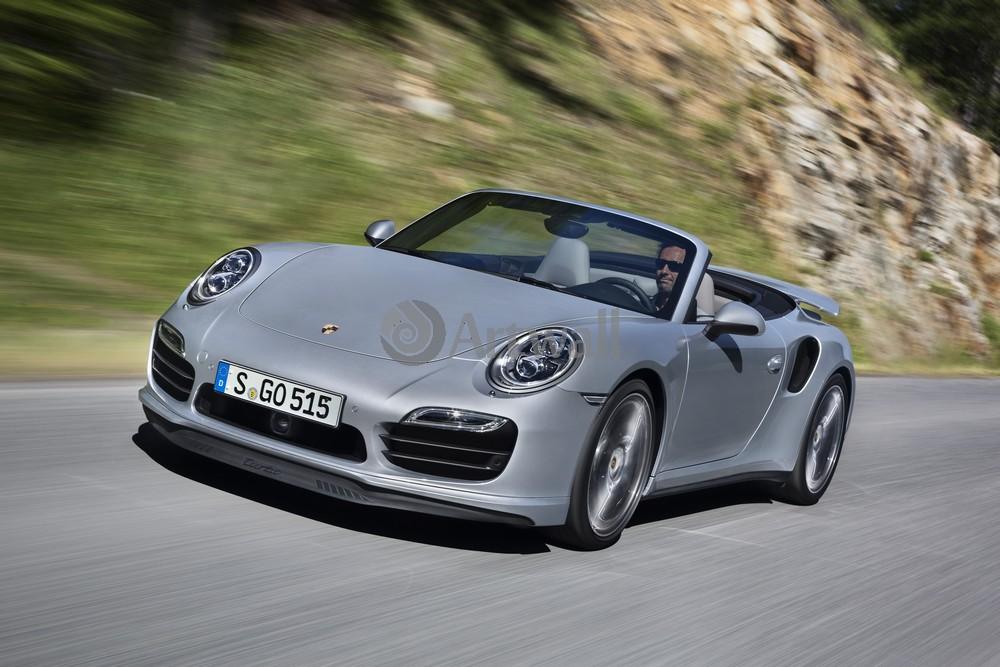 Постер Porsche 911 Turbo Cabriolet, 30x20 см, на бумаге911 Turbo Cabriolet<br>Постер на холсте или бумаге. Любого нужного вам размера. В раме или без. Подвес в комплекте. Трехслойная надежная упаковка. Доставим в любую точку России. Вам осталось только повесить картину на стену!<br>