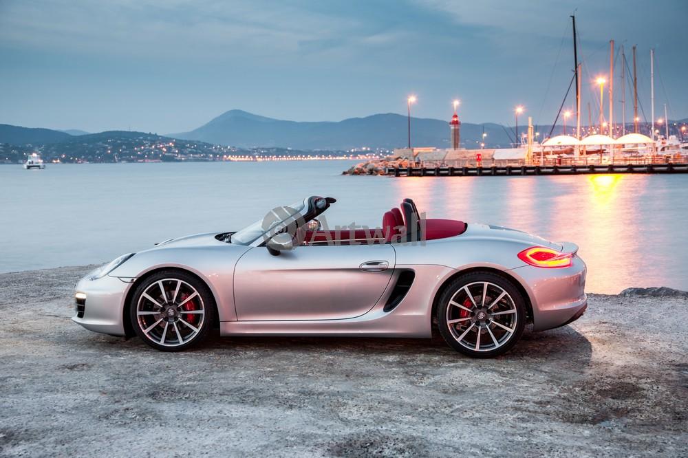 Постер Porsche Boxster, 30x20 см, на бумагеBoxster<br>Постер на холсте или бумаге. Любого нужного вам размера. В раме или без. Подвес в комплекте. Трехслойная надежная упаковка. Доставим в любую точку России. Вам осталось только повесить картину на стену!<br>
