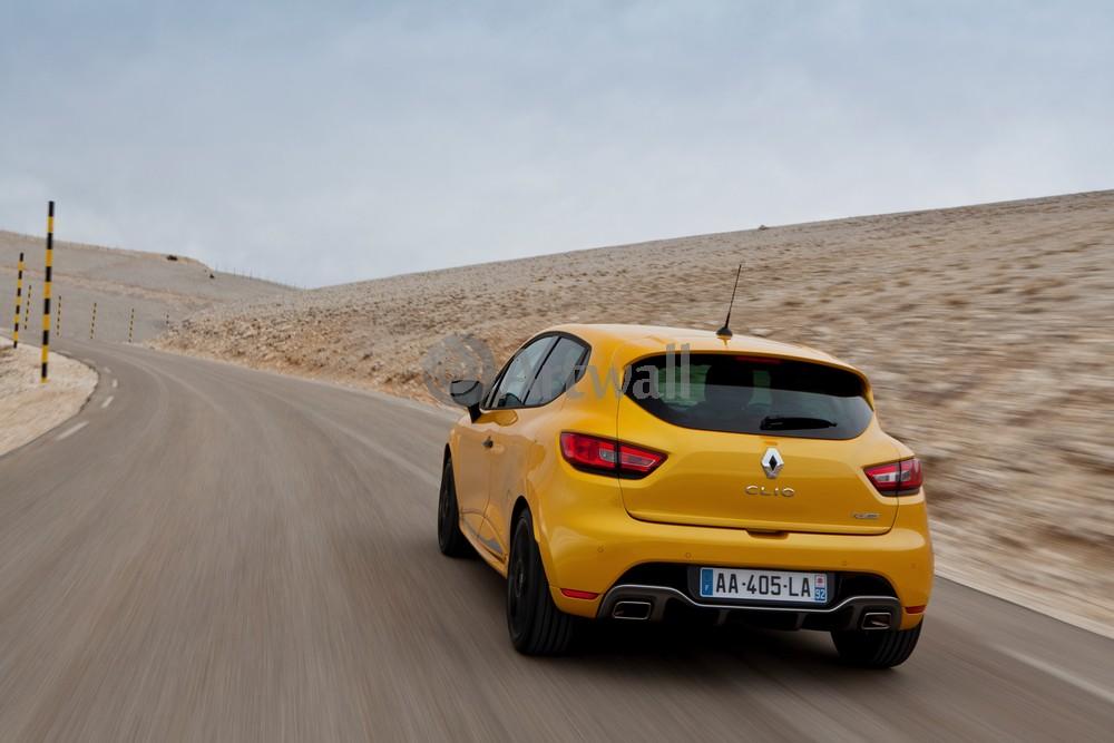 Постер Renault Clio RS, 30x20 см, на бумагеClio RS<br>Постер на холсте или бумаге. Любого нужного вам размера. В раме или без. Подвес в комплекте. Трехслойная надежная упаковка. Доставим в любую точку России. Вам осталось только повесить картину на стену!<br>