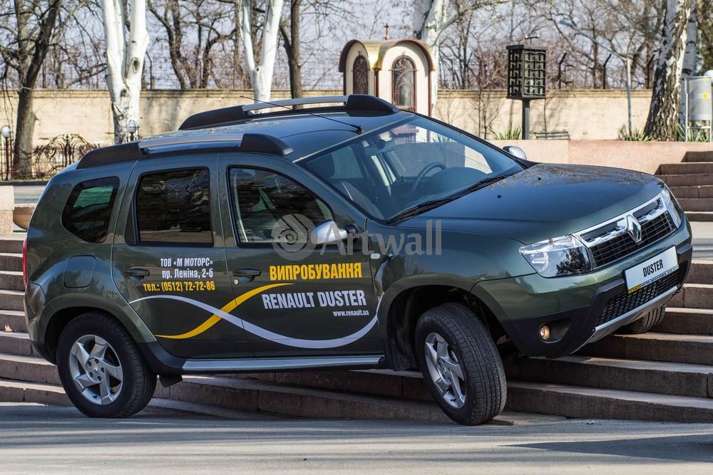 Постер Renault Duster, 30x20 см, на бумагеDuster<br>Постер на холсте или бумаге. Любого нужного вам размера. В раме или без. Подвес в комплекте. Трехслойная надежная упаковка. Доставим в любую точку России. Вам осталось только повесить картину на стену!<br>