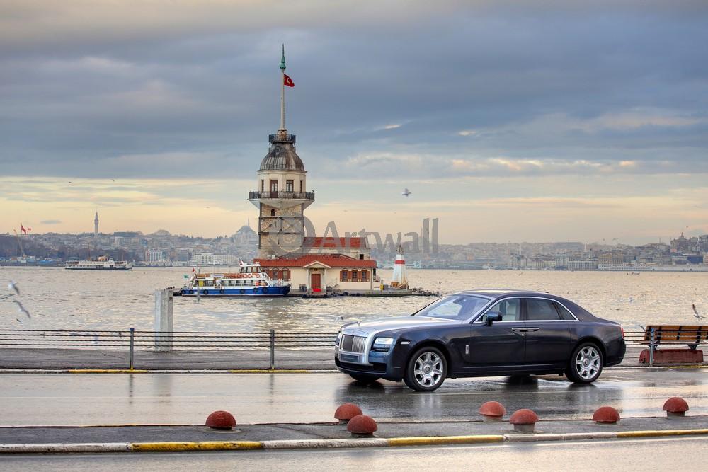 Rolls-Royce Ghost, 30x20 см, на бумагеGhost<br>Постер на холсте или бумаге. Любого нужного вам размера. В раме или без. Подвес в комплекте. Трехслойная надежная упаковка. Доставим в любую точку России. Вам осталось только повесить картину на стену!<br>
