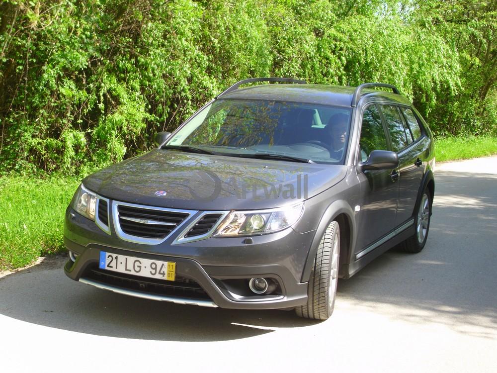 Постер Saab 9-3X, 27x20 см, на бумаге9-3X<br>Постер на холсте или бумаге. Любого нужного вам размера. В раме или без. Подвес в комплекте. Трехслойная надежная упаковка. Доставим в любую точку России. Вам осталось только повесить картину на стену!<br>