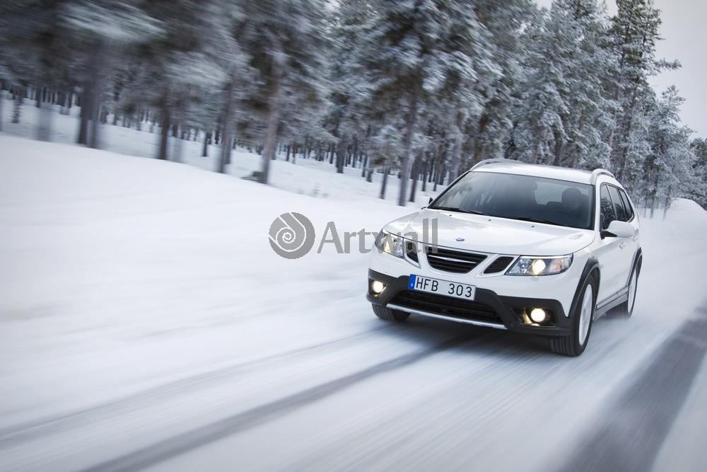 Постер Saab 9-3X, 30x20 см, на бумаге9-3X<br>Постер на холсте или бумаге. Любого нужного вам размера. В раме или без. Подвес в комплекте. Трехслойная надежная упаковка. Доставим в любую точку России. Вам осталось только повесить картину на стену!<br>