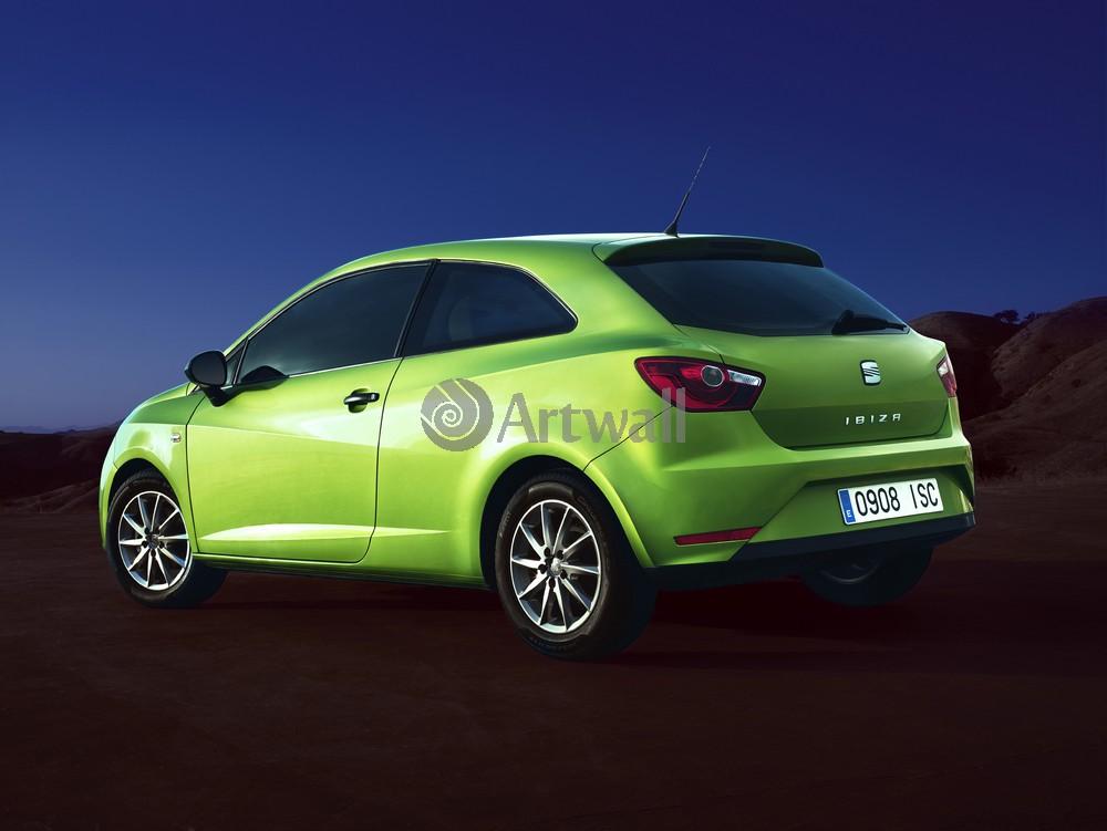 Постер SEAT Ibiza SC, 27x20 см, на бумагеIbiza SC<br>Постер на холсте или бумаге. Любого нужного вам размера. В раме или без. Подвес в комплекте. Трехслойная надежная упаковка. Доставим в любую точку России. Вам осталось только повесить картину на стену!<br>