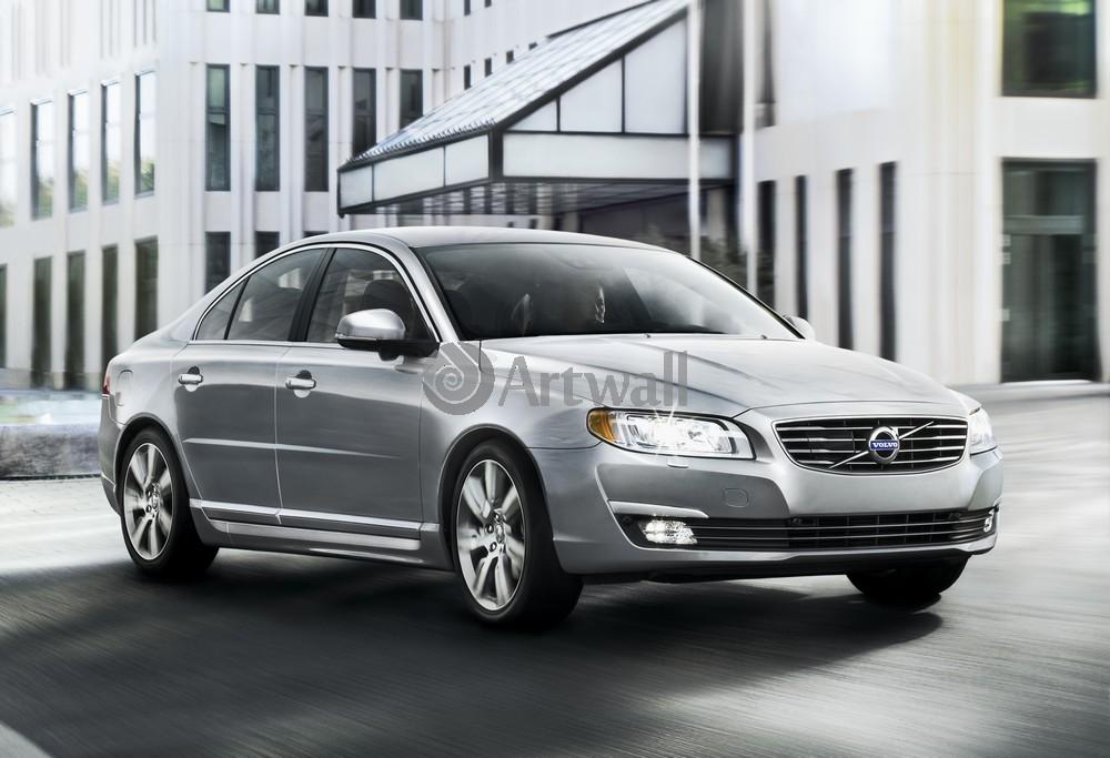 Постер Volvo S80, 29x20 см, на бумагеS80<br>Постер на холсте или бумаге. Любого нужного вам размера. В раме или без. Подвес в комплекте. Трехслойная надежная упаковка. Доставим в любую точку России. Вам осталось только повесить картину на стену!<br>