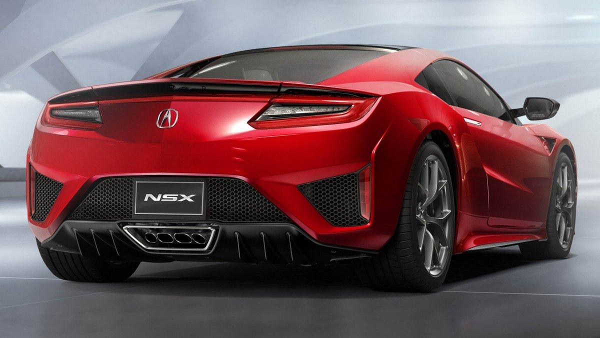 Acura NSX II (2016), 36x20 см, на бумагеNSX<br>Постер на холсте или бумаге. Любого нужного вам размера. В раме или без. Подвес в комплекте. Трехслойная надежная упаковка. Доставим в любую точку России. Вам осталось только повесить картину на стену!<br>