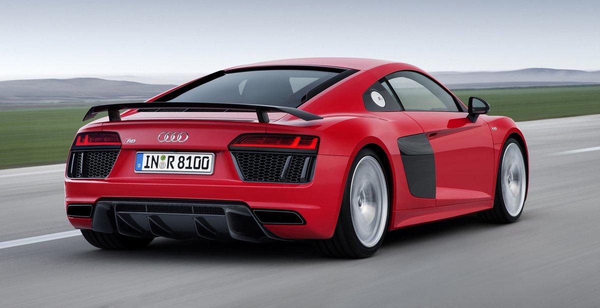 Постер Audi R8 купе II (2015), 39x20 см, на бумагеR8 купе II<br>Постер на холсте или бумаге. Любого нужного вам размера. В раме или без. Подвес в комплекте. Трехслойная надежная упаковка. Доставим в любую точку России. Вам осталось только повесить картину на стену!<br>