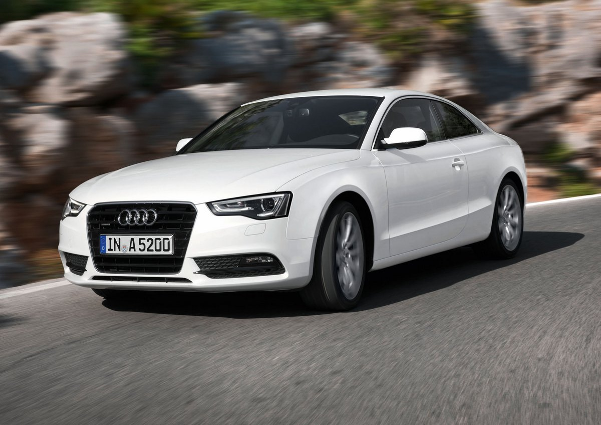 Audi S5 купе II (2014), 28x20 см, на бумагеS5<br>Постер на холсте или бумаге. Любого нужного вам размера. В раме или без. Подвес в комплекте. Трехслойная надежная упаковка. Доставим в любую точку России. Вам осталось только повесить картину на стену!<br>