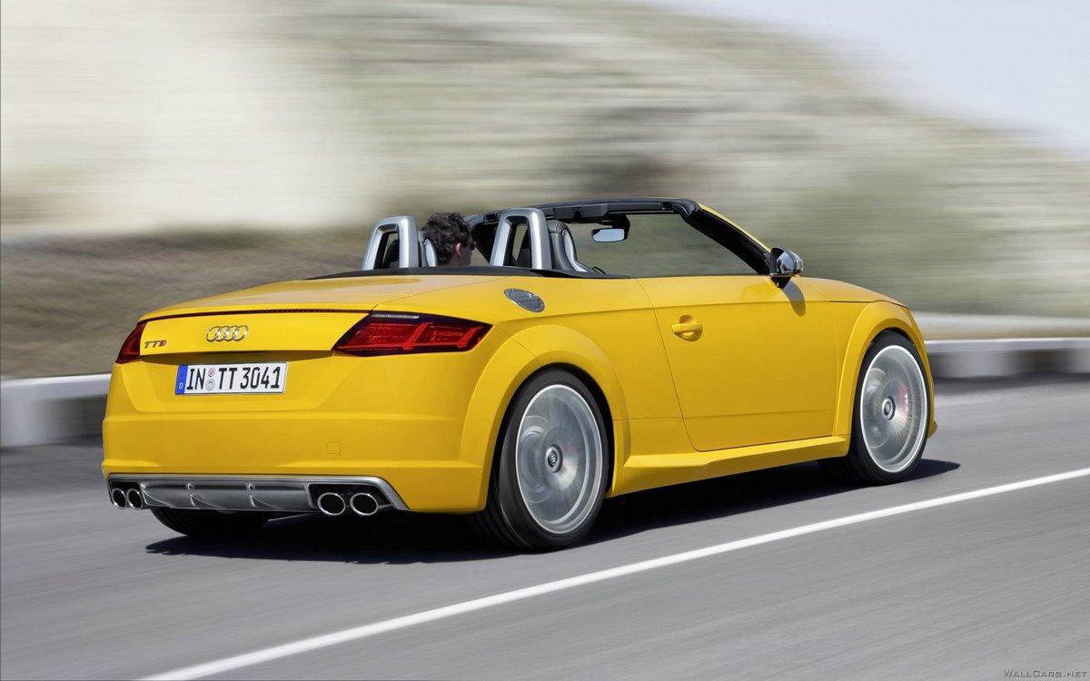 Audi TT Roadster кабрио III (2015), 32x20 см, на бумагеTT Roadster кабрио III<br>Постер на холсте или бумаге. Любого нужного вам размера. В раме или без. Подвес в комплекте. Трехслойная надежная упаковка. Доставим в любую точку России. Вам осталось только повесить картину на стену!<br>