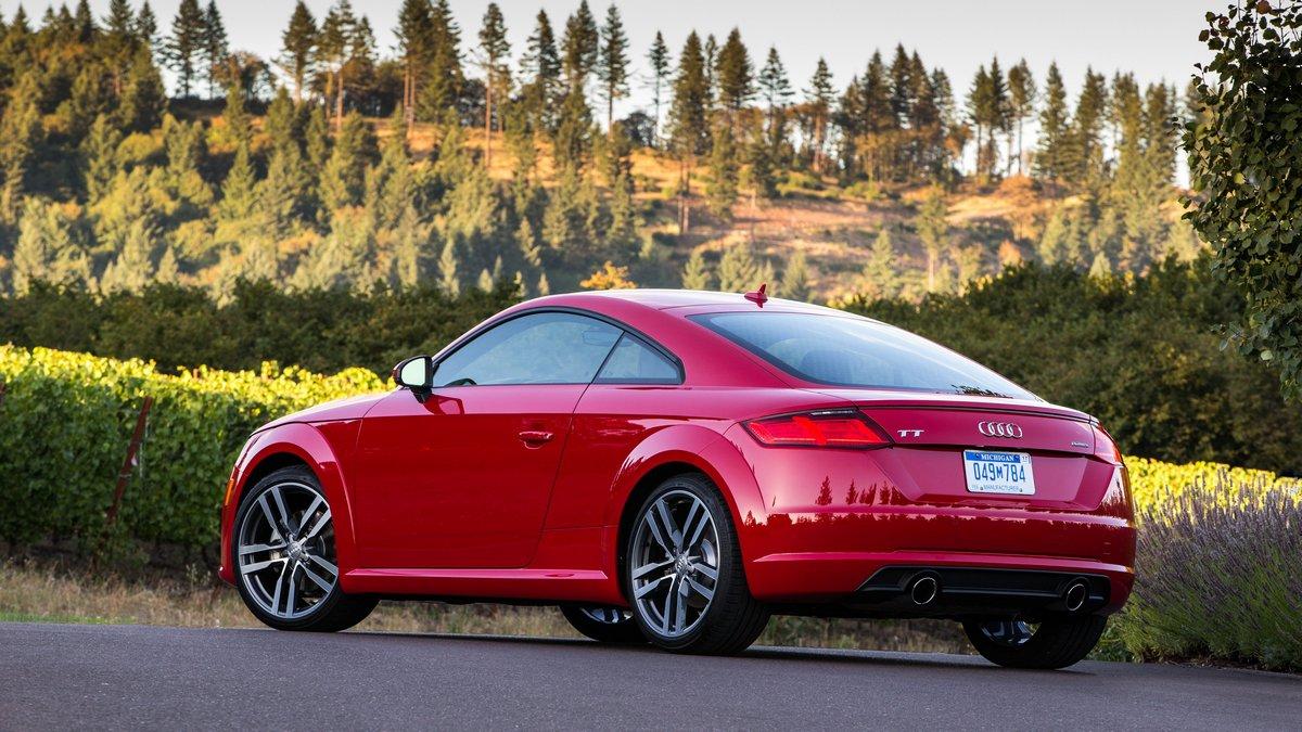 Audi TT купе III (2014), 36x20 см, на бумагеTT Coupe<br>Постер на холсте или бумаге. Любого нужного вам размера. В раме или без. Подвес в комплекте. Трехслойная надежная упаковка. Доставим в любую точку России. Вам осталось только повесить картину на стену!<br>