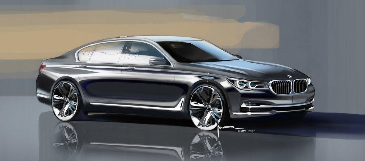 Постер BMW 7 VI (2015), 45x20 см, на бумаге7 VI<br>Постер на холсте или бумаге. Любого нужного вам размера. В раме или без. Подвес в комплекте. Трехслойная надежная упаковка. Доставим в любую точку России. Вам осталось только повесить картину на стену!<br>