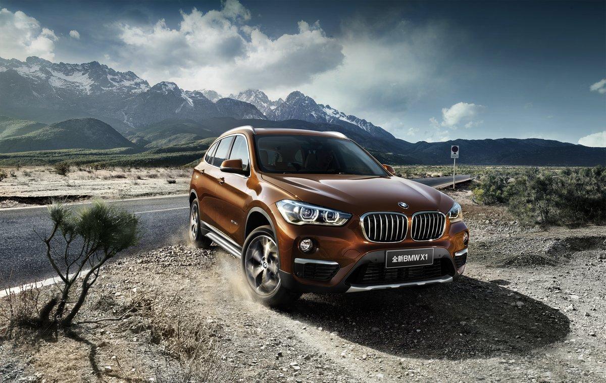 Постер BMW X1 II (2015), 32x20 см, на бумагеX1<br>Постер на холсте или бумаге. Любого нужного вам размера. В раме или без. Подвес в комплекте. Трехслойная надежная упаковка. Доставим в любую точку России. Вам осталось только повесить картину на стену!<br>