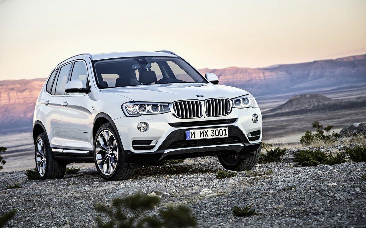 Постер BMW X3 II (2014), 32x20 см, на бумагеX3<br>Постер на холсте или бумаге. Любого нужного вам размера. В раме или без. Подвес в комплекте. Трехслойная надежная упаковка. Доставим в любую точку России. Вам осталось только повесить картину на стену!<br>