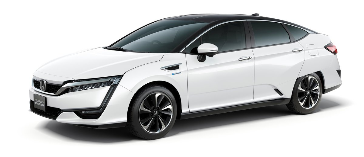 Постер Honda Clarity Fuel Cell (2017), 46x20 см, на бумагеClarity Fuel Cell<br>Постер на холсте или бумаге. Любого нужного вам размера. В раме или без. Подвес в комплекте. Трехслойная надежная упаковка. Доставим в любую точку России. Вам осталось только повесить картину на стену!<br>