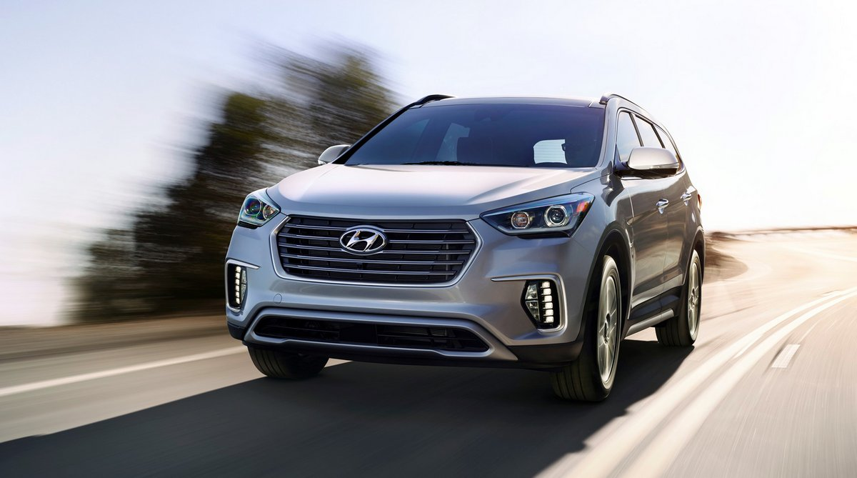 Hyundai Santa Fe (2016), 36x20 см, на бумагеSanta Fe<br>Постер на холсте или бумаге. Любого нужного вам размера. В раме или без. Подвес в комплекте. Трехслойная надежная упаковка. Доставим в любую точку России. Вам осталось только повесить картину на стену!<br>