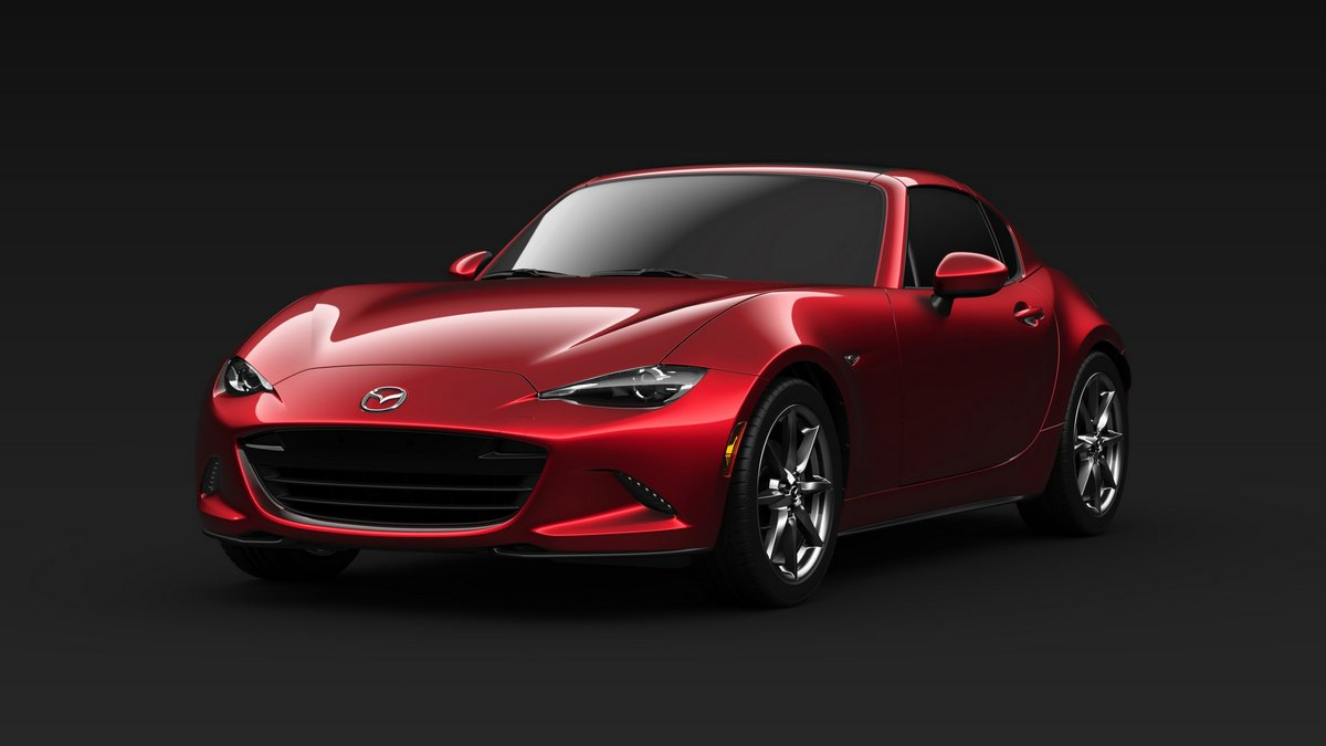 Постер Mazda MX-5 RF (2017), 36x20 см, на бумагеMX-5 RF<br>Постер на холсте или бумаге. Любого нужного вам размера. В раме или без. Подвес в комплекте. Трехслойная надежная упаковка. Доставим в любую точку России. Вам осталось только повесить картину на стену!<br>
