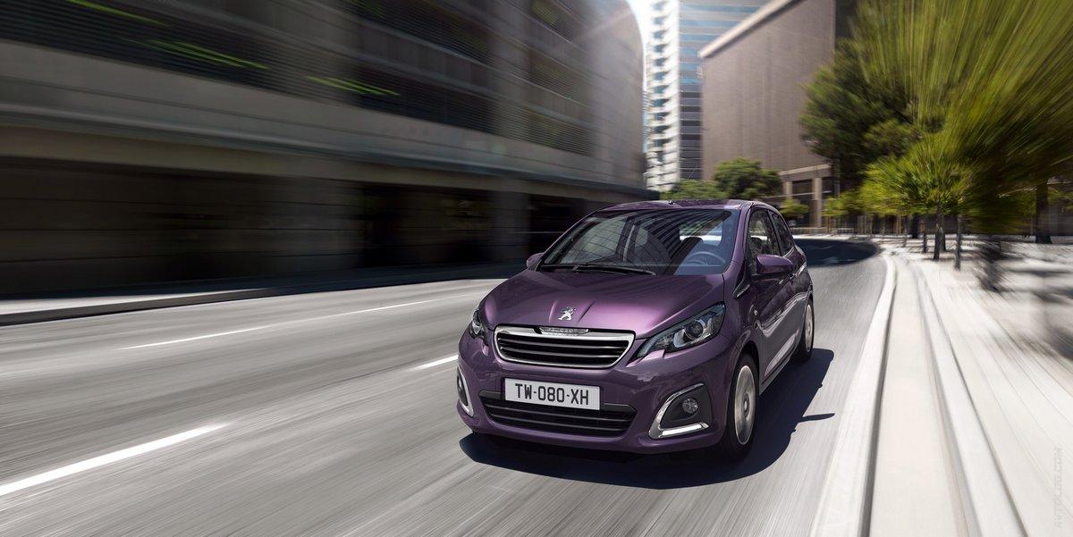 Постер Peugeot 108 (2014), 40x20 см, на бумаге108<br>Постер на холсте или бумаге. Любого нужного вам размера. В раме или без. Подвес в комплекте. Трехслойная надежная упаковка. Доставим в любую точку России. Вам осталось только повесить картину на стену!<br>