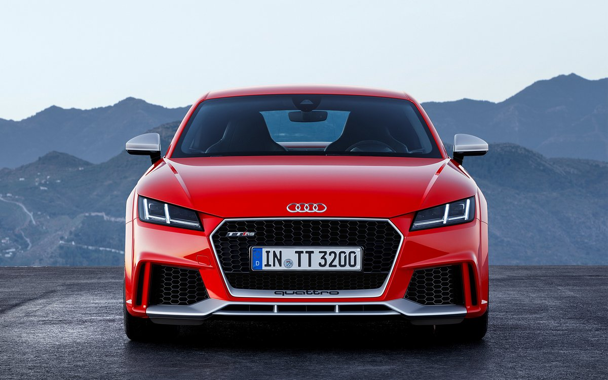 Постер Audi TT RS Coupe (2017), 32x20 см, на бумагеTT RS Coupe<br>Постер на холсте или бумаге. Любого нужного вам размера. В раме или без. Подвес в комплекте. Трехслойная надежная упаковка. Доставим в любую точку России. Вам осталось только повесить картину на стену!<br>