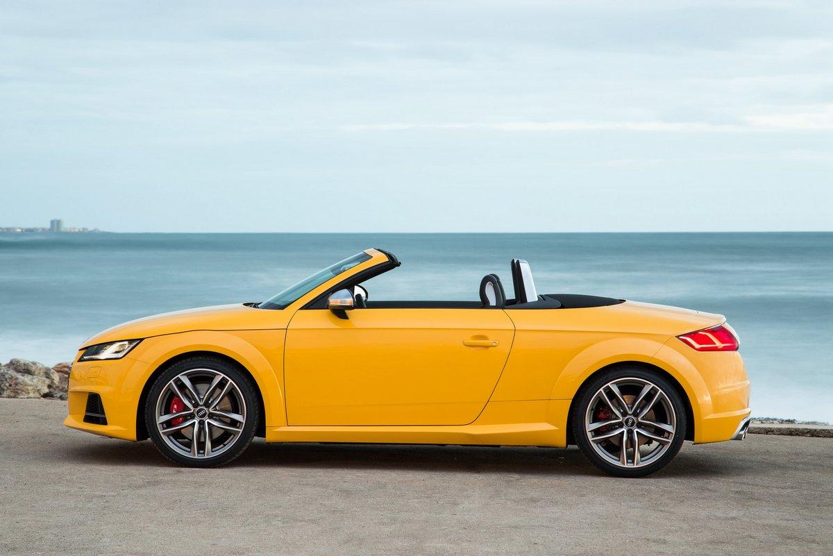 Постер Audi TTS Roadster (2016), 30x20 см, на бумагеTTS Roadster<br>Постер на холсте или бумаге. Любого нужного вам размера. В раме или без. Подвес в комплекте. Трехслойная надежная упаковка. Доставим в любую точку России. Вам осталось только повесить картину на стену!<br>
