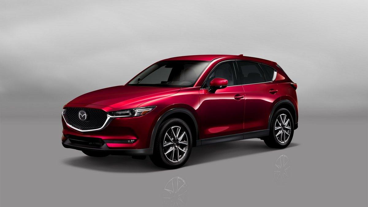 Постер Mazda CX-5 (2017), 36x20 см, на бумагеCX-5<br>Постер на холсте или бумаге. Любого нужного вам размера. В раме или без. Подвес в комплекте. Трехслойная надежная упаковка. Доставим в любую точку России. Вам осталось только повесить картину на стену!<br>