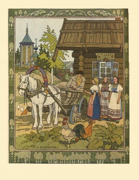 Билибин Иван, картина