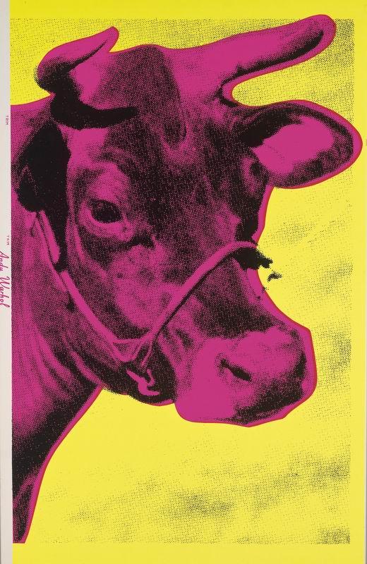Корова, 1966, 20x31 см, на бумагеУорхол Энди<br>Постер на холсте или бумаге. Любого нужного вам размера. В раме или без. Подвес в комплекте. Трехслойная надежная упаковка. Доставим в любую точку России. Вам осталось только повесить картину на стену!<br>
