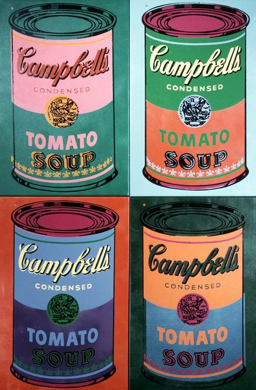 Уорхол Энди, картина Банки супа КемпбеллУорхол Энди<br>Репродукция на холсте или бумаге. Любого нужного вам размера. В раме или без. Подвес в комплекте. Трехслойная надежная упаковка. Доставим в любую точку России. Вам осталось только повесить картину на стену!<br>