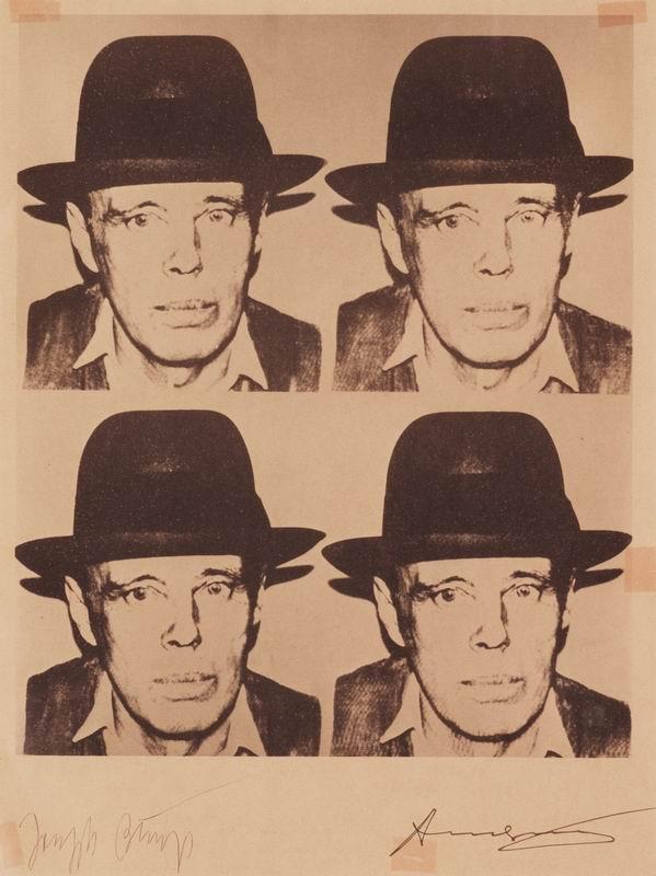 Уорхол Энди, картина BeuysУорхол Энди<br>Репродукция на холсте или бумаге. Любого нужного вам размера. В раме или без. Подвес в комплекте. Трехслойная надежная упаковка. Доставим в любую точку России. Вам осталось только повесить картину на стену!<br>