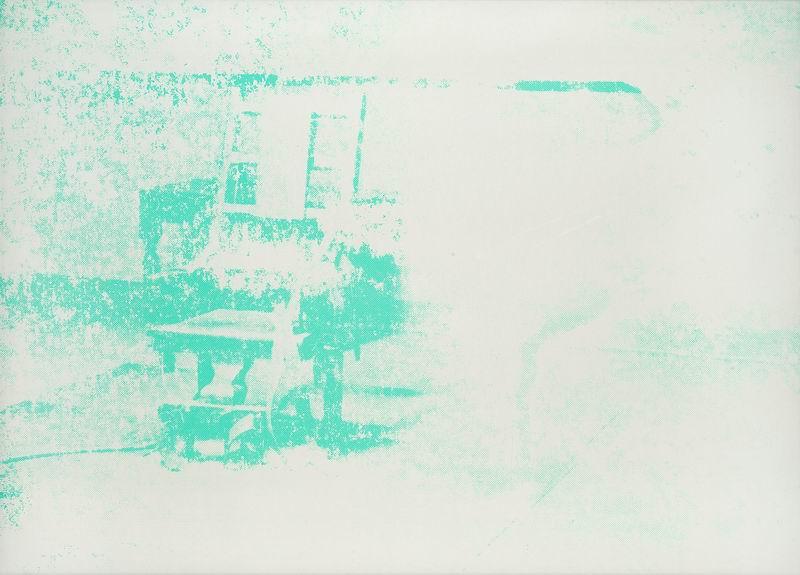 Уорхол Энди, картина Электрический стулУорхол Энди<br>Репродукция на холсте или бумаге. Любого нужного вам размера. В раме или без. Подвес в комплекте. Трехслойная надежная упаковка. Доставим в любую точку России. Вам осталось только повесить картину на стену!<br>