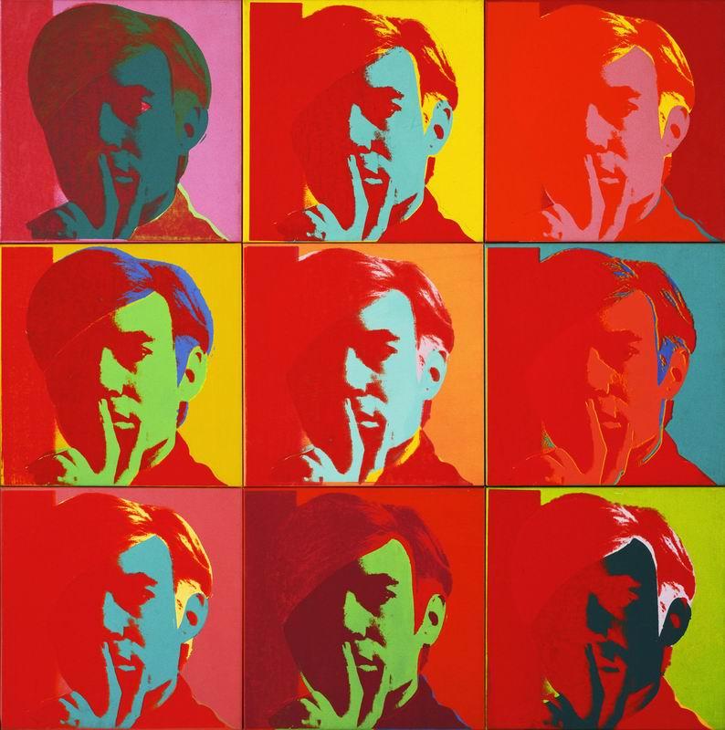 Уорхол Энди, картина Автопортрет, 1967Уорхол Энди<br>Репродукция на холсте или бумаге. Любого нужного вам размера. В раме или без. Подвес в комплекте. Трехслойная надежная упаковка. Доставим в любую точку России. Вам осталось только повесить картину на стену!<br>
