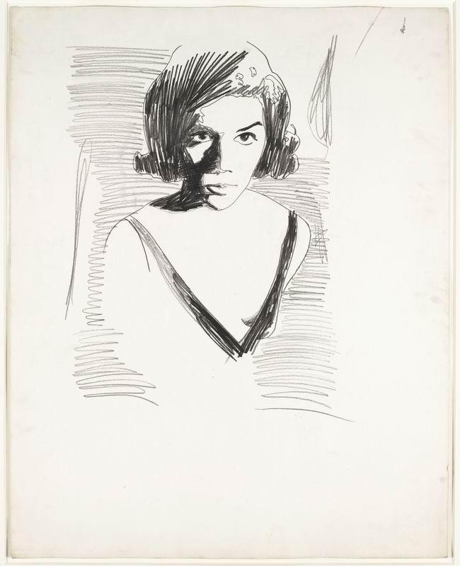 Уорхол Энди, картина Портрет женщиныУорхол Энди<br>Репродукция на холсте или бумаге. Любого нужного вам размера. В раме или без. Подвес в комплекте. Трехслойная надежная упаковка. Доставим в любую точку России. Вам осталось только повесить картину на стену!<br>