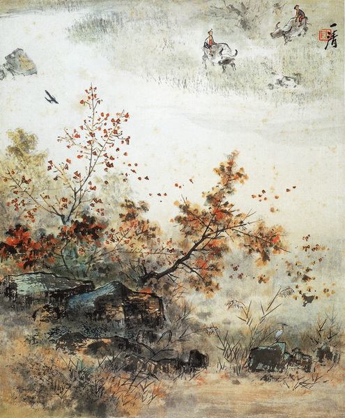 Китайская живопись и графика, картина